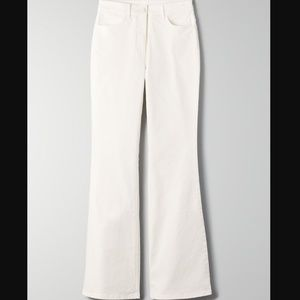 NWT Aritzia Babaton Jilly Pant High Waisted